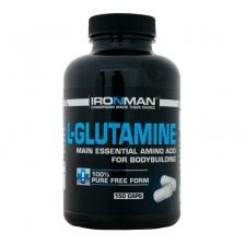 IRONMAN L-Глютамин 150 капс