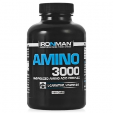 IRONMAN Amino 3000 150 caps.