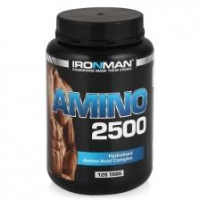 IRONMAN Amino 2500 128 таб.