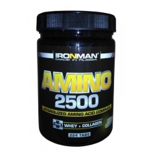IRONMAN Amino 2500 224 таб.