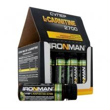 IRONMAN SUPER L-Carnitine 2700 60мл (флак) 1шт