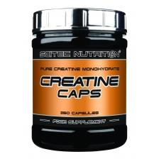 Scitec Nutrition Creatine 250 caps