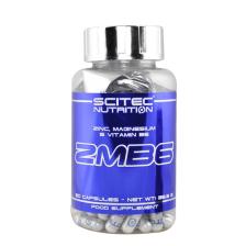 Scitec Nutrition ZMB 6 60 caps (цинк + магний +Б6)