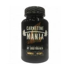 BODY MANIA L-Carnitine Blend (acetyl, base, tartrate) 750мг 90 капс.