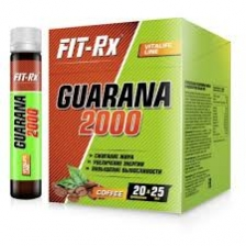FIT-Rx Guarana 2000  (20х25мл)