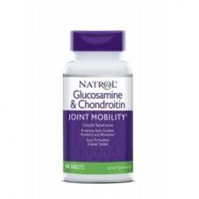 NATROL Glucosamine Chondroitin 1500/1200 mg 60 tabs