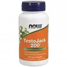 NOW TestoJack 200 60caps