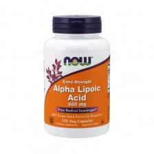 NOW Alpha Lipoic Acid 250mg 120caps