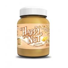 Happy Nut Кешью паста с арахисом и ананасом 330гр