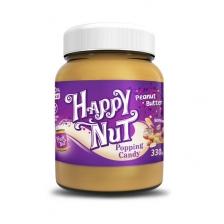 Happy Nut Арахисовая паста  с взрывной карамелью 330гр