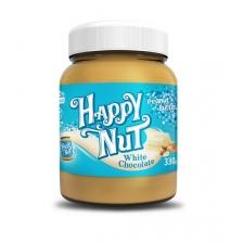 Happy Nut Арахисовая паста  c белым шоколадом 330гр