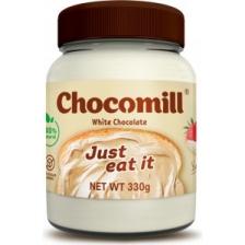 Happy Nut Белая шоколадная паста Chocomill 330 гр