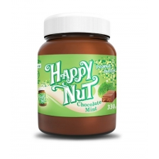 Happy Nut Арахисовая паста шоколад с мятой 330гр