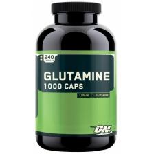 ON Glutamine 1000mg 240 caps