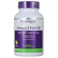 NATROL Omega 3 1000 mg 90 softgels