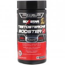 MuscleTech Six Star Testosterone Booster 60 Caplets