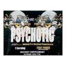 Пробник Insane Labz Psychotic Gold 1serv