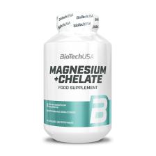Biotech Magnesium + Chelate 60 caps