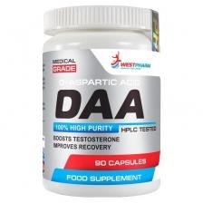WestPharm DAA (D-aspartic acid) 500 mg 60 caps