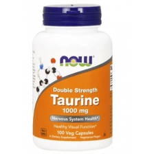 NOW Taurine 1000 mg 100 caps