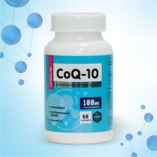 Bombbar CHIKALAB Коэнзим Q10 100 мг, 60 капсул