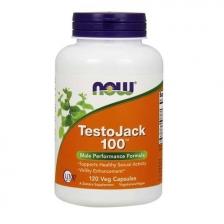 NOW TestoJack 100 120 caps