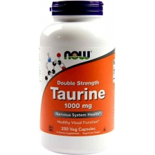 NOW Taurine 1000 mg 250 caps