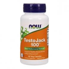 NOW TestoJack 100 60 caps