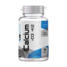 Rline Calcium +D3 +K2 банка 90 t