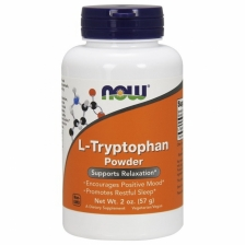 NOW L-Tryptophan Powder 57 g