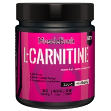 Muscle Rush L-Carnitine 250 g