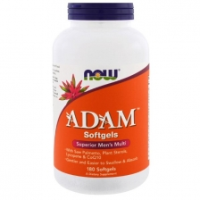 NOW ADAM MULTI 180 Softgels