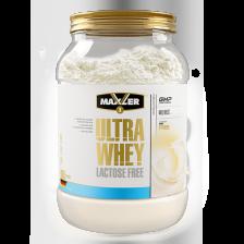 Maxler Ultra Whey Lactose Free 900 g (can)