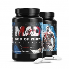 MAD GOD OF WHEY 1000 g (can)