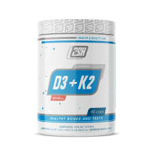 2SN Vitamin D3+Calcium+K2 90 caps