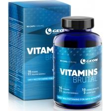 GEON Brutal Vitamins 90 caps