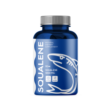 Hell Labs Squalene 1000mg 90caps (Акулий жир)