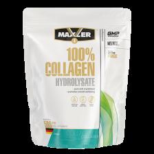 Maxler 100% Collagen Hydrolysate 500 g (bag) - Unflavored