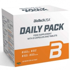 BioTech Daily Pack 30 ps