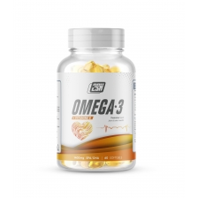 2SN Omega-3 + Vitamin E 60 caps (NEW DESIGN)