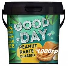 GOOD DAY Арахисовая паста классика 1000 гр