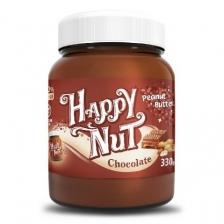 Happy Nut  Арахисовая паста c темным шоколадом 330 гр