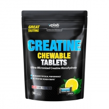 VPLab Creatine Chewable 90 tabs