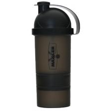 Maxler Shaker SMART 3-in-1 400 ml - Black