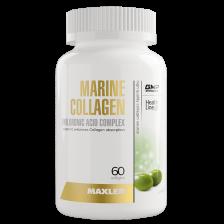 Maxler Marine Collagen Hyaluronic Acid Complex 60 softgels