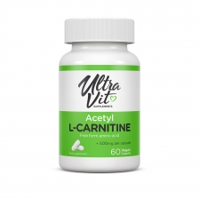 UltraVit Acetil L-carnitine 60 caps