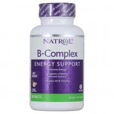 NATROL B-Complex Coconut 90 tabs