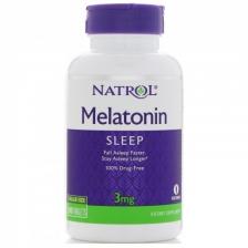 NATROL Melatonin 3 мг 240 табл
