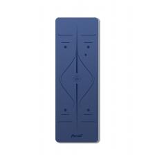 Fitrule Синий коврик c разметкой из TPE (Изящность)