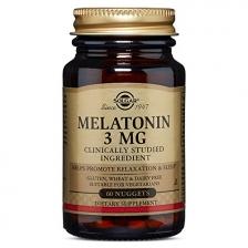 Solgar Melatonin 3 mg 60 nuggets